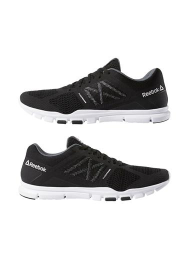 Reebok Yourflex Train 11 Mt* Erkek Koşu Ayakkabısı Siyah